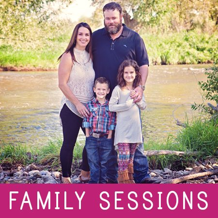 Family Session Fees