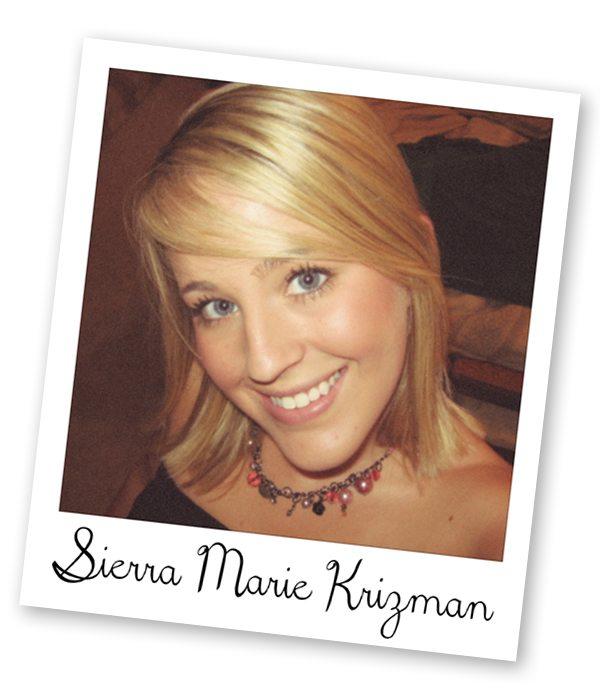Sierra Marie Krizman