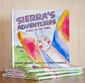 Sierra's Adventures Children's Book