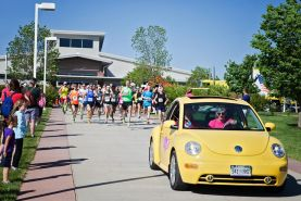 Sierra's Bug-- The Pace Car!